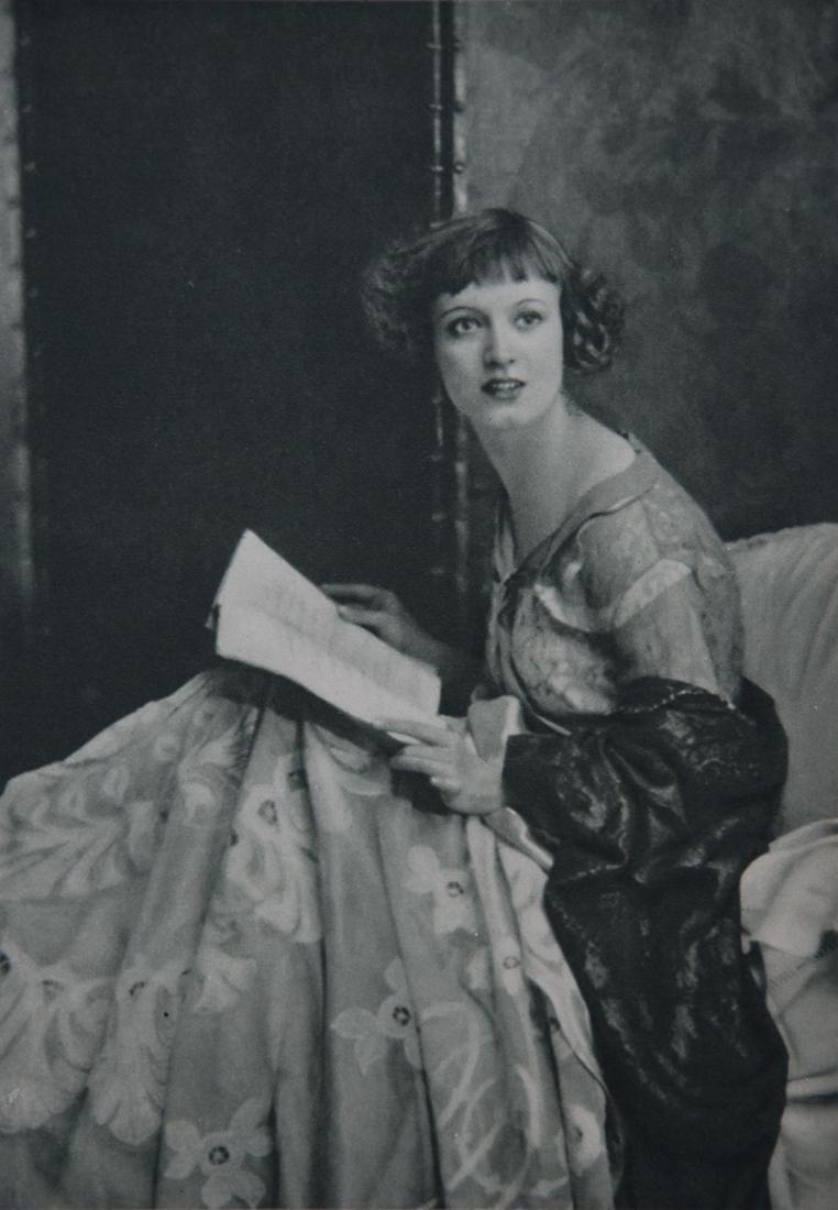 E.O. HOPPE - Young English Woman, 1932