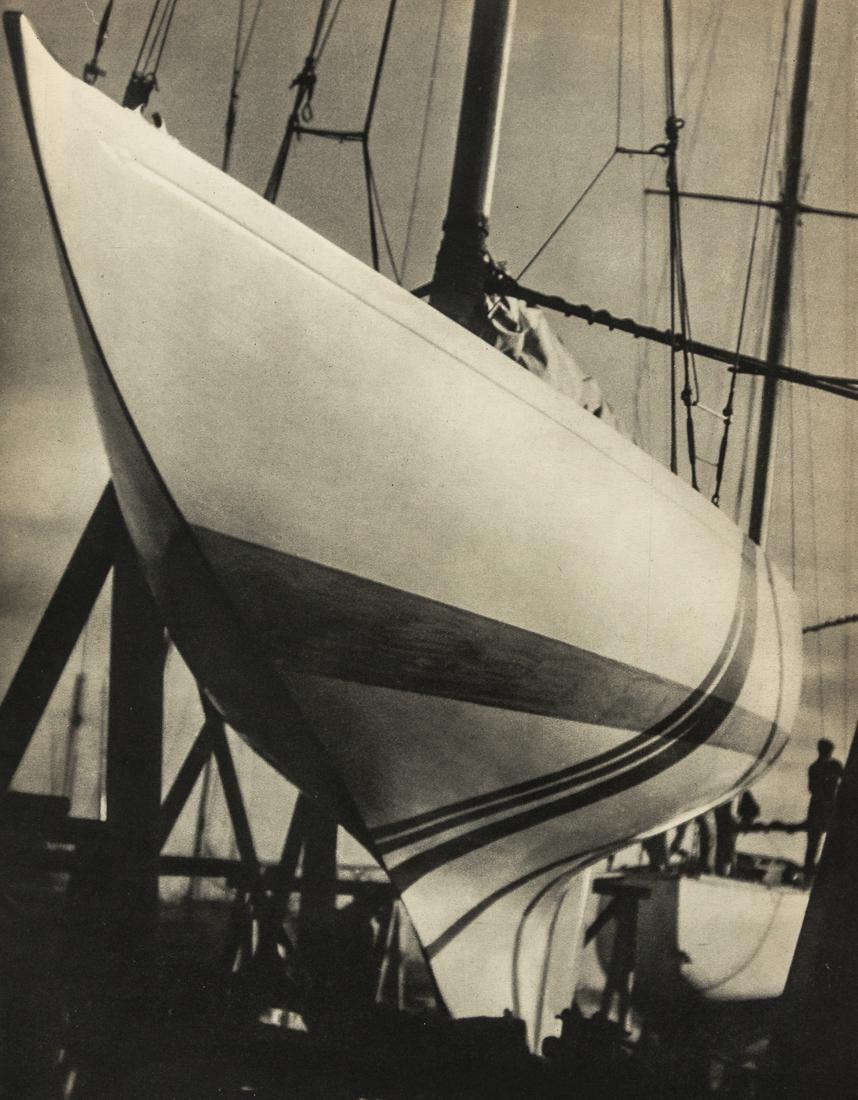 MAN RAY - Sailboat
