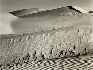 EDWARD WESTON - Dunes, Oceano, 1936
