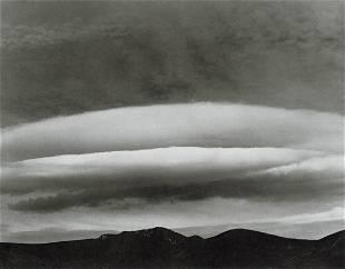 EDWARD WESTON - Panvamints, Death Valley, 1937