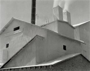 EDWARD WESTON - Plaster Works, Los Angeles, 1925