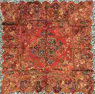 Early Paisley Shaw #9 Purchased In Virginia In The