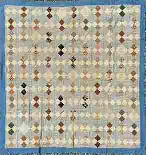 Quilt - Patchwork Quilt #1, Purchased In Virginia In