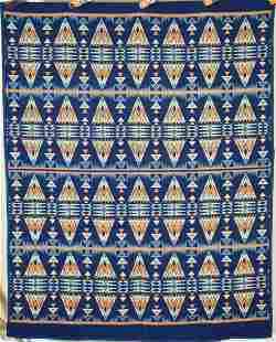 20's Beacon Mills Indian Blanket