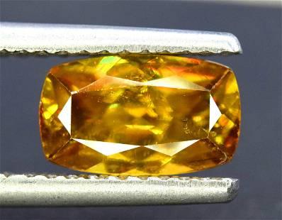 Sphene Natural Multi Color Gemstone 2.35 cts - 10*06*04