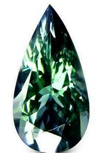 Natural Vivid Royal Blue Sapphire 0.79ct VVS