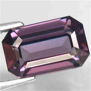 Natural Pink Purple Spinel 2,87 ct