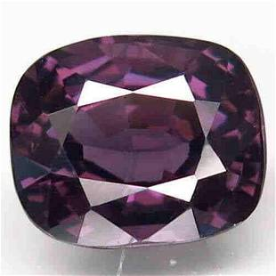 Natural Rich Pink Purple Spinel 2,00 ct