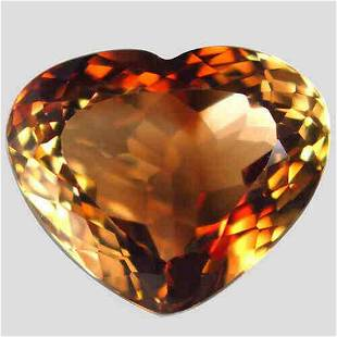 Natural Imperial Topaz 12,97 ct