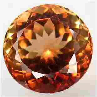 Natural Top Imperial Topaz 9,93 ct