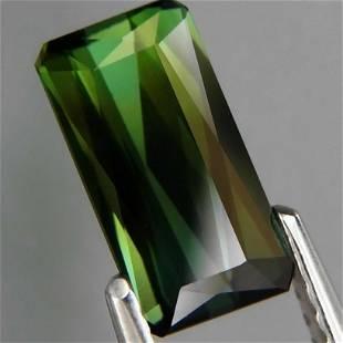 Natural Green Tourmaline 1,80 ct