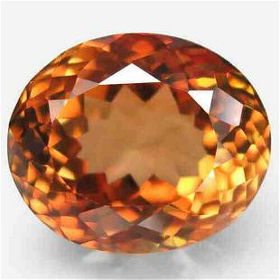 Natural Top Imperial Topaz 14,83 ct