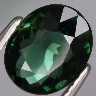 Natural Blue Green Tourmaline 2,24 ct