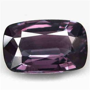Natural Pink Purple Spinel 2,15 ct