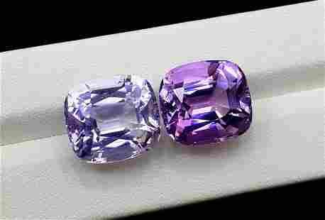 Amethyst, 32.75 Cts Natural Top Color & Cut Amethyst