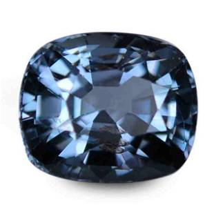 3.20 CTs Natural Blue Spinel Cushion
