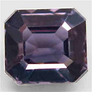 Natural Purple Spinel 3,19 ct