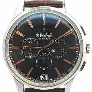 Zenith - El Primero 36'000 VpH Chronograph - Ref: