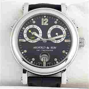 Arnold & Son - GMT Time Keeper II - Men - 2011-present