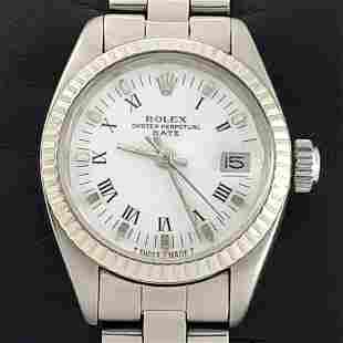 Rolex - Oyster perpetual Date Lady - Ref: 6917 - Women