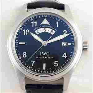 IWC - Pilot Spitfire UTC - Ref: IW3251 - Men -