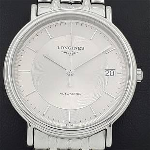Longines - Presence - Ref: L4 721 4 - Men -