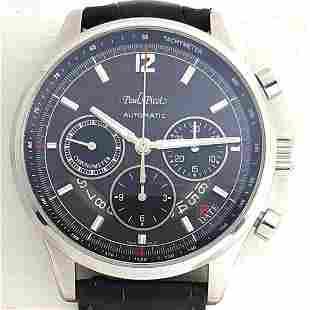 Paul Picot - Gentleman Chronograph - Ref: 2030.SG - Men