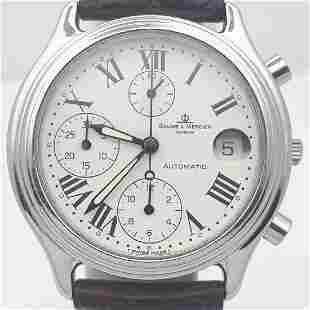 Baume & Mercier - Baume Chronograph - Ref: MV040122 -