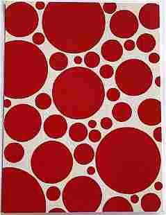 Paul McMahon: Polka Dot Print 1985