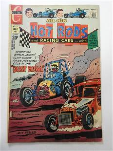 Hot Rods and Racing Cars #114