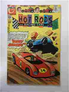 Hot Rods and Racing Cars #113