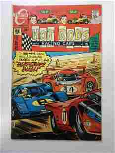 Hot Rods and Racing Cars #112