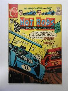 Hot Rods and Racing Cars #111