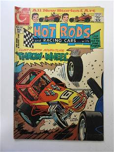 Hot Rods and Racing Cars #110