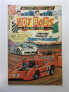 Hot Rods and Racing Cars #108