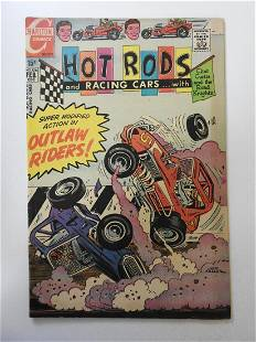 Hot Rods and Racing Cars #106