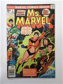Ms. Marvel #1 1st appearance of Ms Marvel