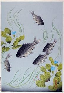 Ono BAKUFU: Funa ('Crucian carp')