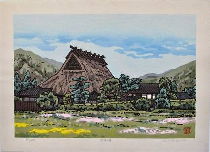 Katsuyuki: Arihara in Spring