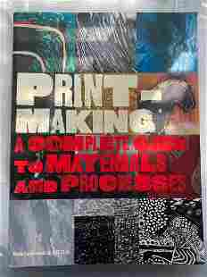 PRINT MAKING: A COMPLETE GUIDE TO MATERIALS & PROCESSES