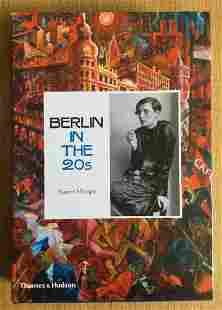 BERLIN: IN THE TWENTIES:ART & CULTURE 1918 - 1933