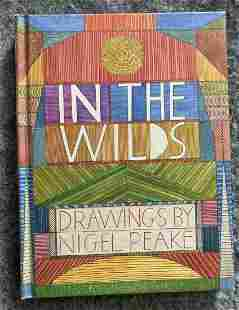 IN THE WILDS. DRAWINGS BY NIGEL PEAKE