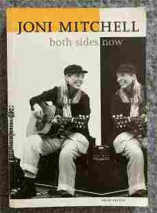 JONI MITCHELL. BOTH SIDES NOW