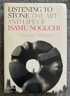 LISTENING TO STONE. THE ART AND LIFE OF ISAMU NOGUCHI