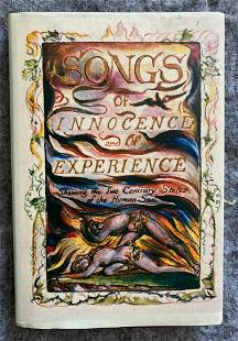 SONGS OF INNOCENCE & OF EXPERIENCE