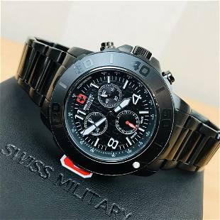 Swiss Military Hanowa Swiss Made Chronograph Watch