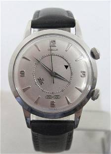 Vintage GUBELIN by JAEGER-LeCOULTRE Automatic IPSOVOX