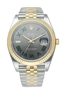 Rolex Datejust 126333 Stainless Steel & 18k Yellow gold