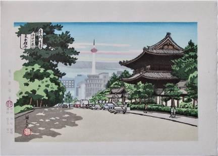 Masao Ido: Higashi Hongan Temple