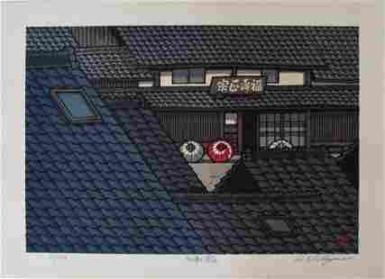 Katsuyuki: Rooftops of Nishiji